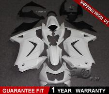 Fairing kit bodywork unpainted ABS for KAWASAKI NINJA 250 2008-2012 09 10 11