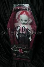 Living Dead Dolls Tina Pink Series 28 Floyd Sealed Signed LDD Mezco sullenToys