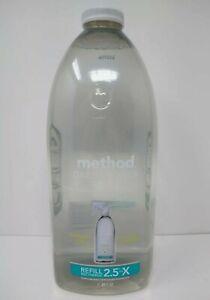 Method Daily Shower Cleaner - 68 oz Refill - Eucalyptus Mint