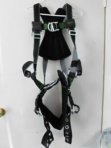 Miller Revolution Harness With DualTech Webbing Front D-Ring RDTFD-TB-DP/UBK