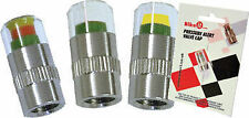 Válvula de Presión Neumáticos Motocicleta Alerta Cap PSI 29 - 30-le advierte de baja presión