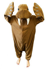 WALRUS SAZAC KIGURUMI Size XL Cosplay Halloween Adult Animal Pajamas Pjs Costume