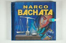 NARCO Bachata LATIN CD SEALED J&N Sony
