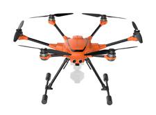 Yuneec H520 RTF. DRONE Radiocomando WST16S e 2 Batterie.