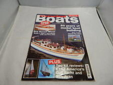 Model Boats August Magazines