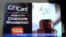 Golden Corral $ 20.00 Gift Card