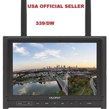 Lilliput 339/DW BLACK IPS SLIM for DSLR FatShark 5.8G Hz FPV DJI Phantom 2 GoPro