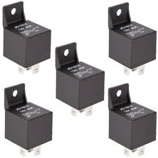 Waterproof Car Relay DC 12V 40A 4Pin Automotive Fuse Relay Normally Open RelayJR