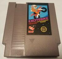 Excitebike (Nintendo Entertainment System, 1985) - Racing - NES-EB-USA