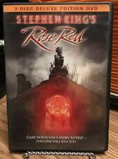 Stephen King's Rose Red OOP DVD 2 Disc Dlx Ed Discs Are Excellent HORROR