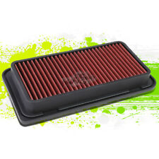 WASHABLE DROP IN PANEL PERFORMANCE AIR FILTER RED FOR 13-16 FRS/BRZ 05-10 TC
