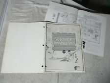 CIRCUS EXIDY W/ SCHEMATICS   arcade game  owners manual