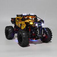 LED Licht Set Für 42099 LEGO Technic 4X4 X-treme Off-Roader Kit (mit Anleitung)