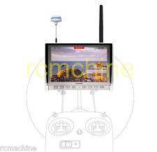"Lilliput 7"" 339/DW White IPS Monitor fr FatShark 5.8G Hz FPV DJI Phantom 2 GoPro"