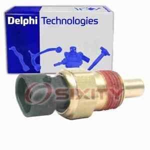 Delphi Coolant Temperature Sensor for 1996-2009 Chevrolet Express 2500 4.3L ot