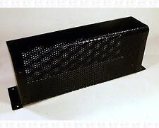 Vacuum Tube Amplifier Guitar Amp Black Aluminum Tube Cage 10x2.5x4.25 Blemished
