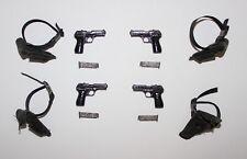 SHADOW MERDE MISSION - Gun Set 3 - ASHLEY WOOD ThreeA 3A 1/6 Adventure Kartel