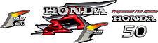 Honda fourstroke 25-50hp outboard Lightning Decal kit