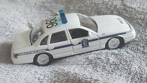 Road Champs Charlotte-Mecklenburg Police Diecast Vehicle 1:43 Scale 1996
