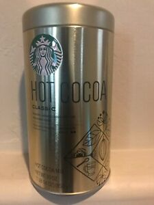 Starbucks Classic Hot Cocoa Mix 30 oz. Canister