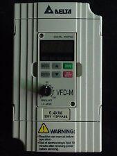 NEW Delta Inverter VFD004M21A 0.4KW 220V 1-Phase