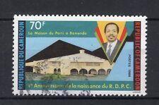 CAMEROUN Yt. 802° gestempeld 1986