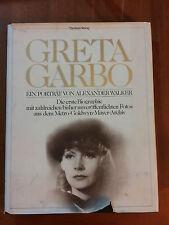 GRETA GARBO = EIN PORTRAT VON ALEXANDER WALKER = 1981 = IN TEDESCO