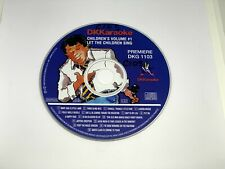 DK Karaoke Disc Children's Volume #1 Let the Children Sing DKG 1103