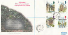 08599 GB PREMIER JOUR Industriel Archéologie SHREWSBURY T Pritchard CDS 4