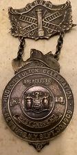 1909 Hudson -Fulton Celebration Newburg NY West Grove N.J. Medal