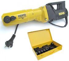 REMS Pressmaschine Power Press SE mit Koffer Nr. 572111 Presszange Nachfolger E