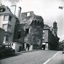 VIRE c. 1950 - La Tour Saint-Sauveur en Ruines Calvados - Div 5498
