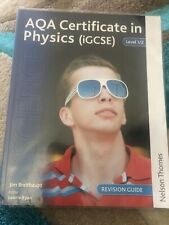aqa gcse physics revision guide Nelson Thornes