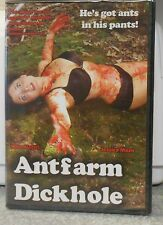 Antfarm Dickhole (DVD, 2011) RARE BRAND NEW BILL ZEBUB HORROR FILM
