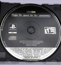 jeux promo ps1 hugo the quest for the sunstones