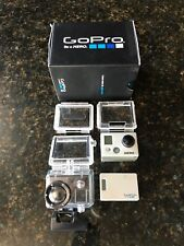 GoPro HD Hero2 with Wifi Bacpac. Comes with waterproof case. Good condition