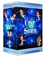 LOST IN SPACE COMPLETE ORIGINAL T.V SERIES REGION 4 NEW & SEALED!