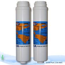 OMNIPURE Refrigerador De Agua Filtro Cartucho Q5586 Q serie 2 Pack