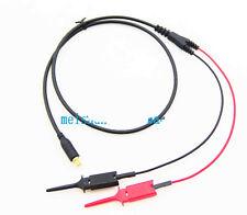 MCX Probe Test Clip Hook For DSO Nano Quad 201 203 Oscilloscope