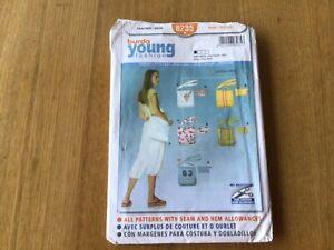 Burda sewing pattern 8235 bag