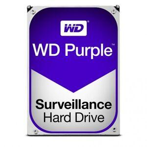 WD (WD20PURZ) Purple 2TB Surveillance Hard Disk Drive OEM - 5400 RPM SATA 6Gb/s