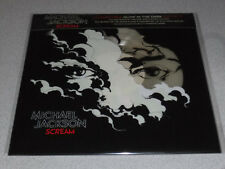 MICHAEL JACKSON - Scream  - 2LP ltd.Collectable Glow in the Dark Vinyl // NEU