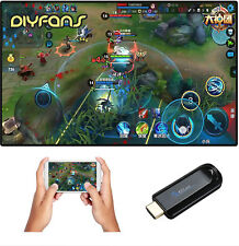 NEU EZCast 2.4G/5G WiFi Display Dongle 1080P HDMI Medien Streaming TV Support