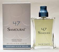 Samourai 47 by Alain Delon 2.5oz Eau De Toilette Spray