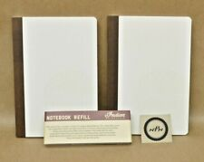 New Indian Motorcycle Notebook Refill Bound Paper Books (2 Pack) 2863914