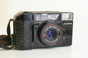 Canon Sure Shot AF35M II P&S 35mm Film Camera w/ 38mm F2.8 AF Lens & Case