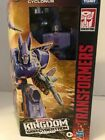 Transformers Kingdom Cyclonus WFC War for Cybertron Voyager- HASBRO IN STOCK