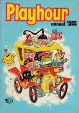 Playhour Annual 1986(Book)IPC Magazines-Italy-1986-Good