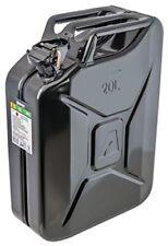 Arnold 6011-x1-2002 Bidon Métallique Noir 20 L