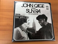 """John Cage Meets Sun Ra - The Complete Film 7"""" and DVD RSD 2019 BRAND NEW"""